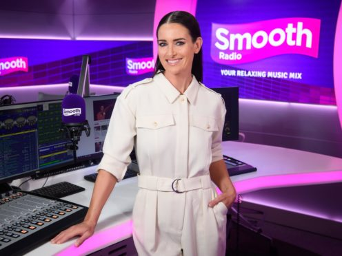Kirsty Gallacher will host a new Saturday afternoon show on Smooth Radio (Global)