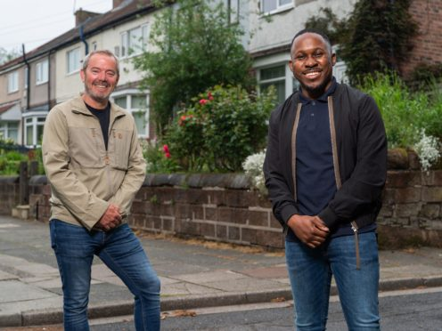 Tayo Oguntonade is set to host the new season of Channel 4's Bafta-winning daytime show The Great House Giveaway (Channel 4)