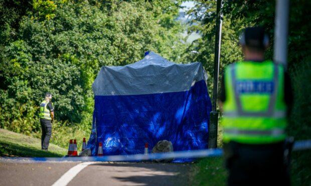 Glenrothes murder: House raided as police continue hunt for Mark Deavin's killer