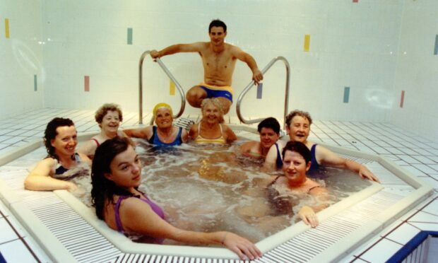 Making a splash: Remembering the old Olympia swimming pool in Dundee