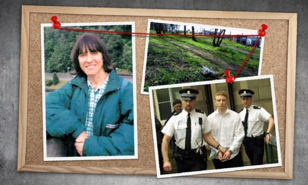 Robbie McIntosh: Chilling warning before teenager murdered dog walker Anne Nicoll on Dundee Law in 2001