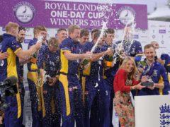 Durham last won silverware in 2014 (Jon Buckle/PA)