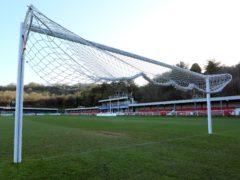 Dover began the season on -12 points (Gareth Fuller/PA)