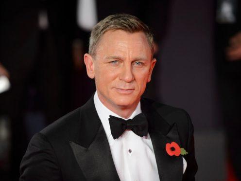 Daniel Craig attending the World Premiere of Spectre at the Royal Albert Hall in London (Matt Crossick/PA)