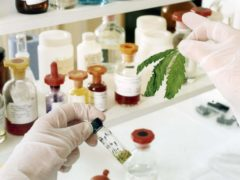 The cannabis-based spray Sativex (PA)
