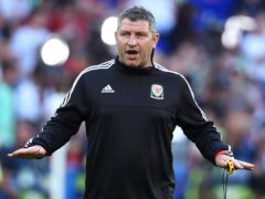 Osian Roberts has joined Crystal Palace as assistant manager (Joe Giddens/PA)