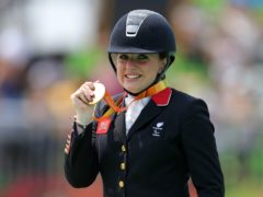 Natasha Baker discusses reconnecting with fellow Paralympians on Come Dine With Me (Andrew Matthews/PA)