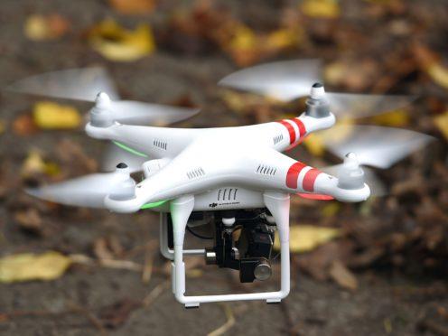 Pothole-seeking drones could be deployed to improve the UK's pothole-plagued roads (Joe Giddens/PA)