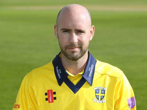 Chris Rushworth impressed for Durham (Owen Humphreys/PA)