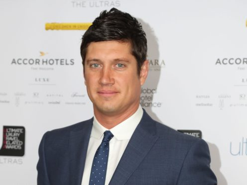 Vernon Kay has pulled out of his debut on This Morning (Jonathan Brady/PA)