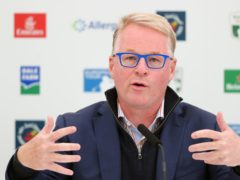 European Tour chief Keith Pelley has announced three co-sanctioned events with the PGA Tour (Niall Carson/PA)