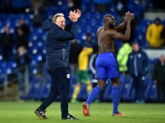 Neil Warnock, left, and Sol Bamba have been reunited at Middlesbrough (Simon Galloway/PA)