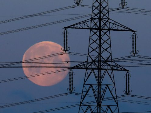 Energy networks run monopolies, so their returns are decided by Ofgem (Andrew Milligan/PA)
