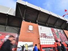 Liverpool have apologised for the long delays fans experienced in gaining entry to Anfield for the friendly against Athletic Bilbao (Anthony Devlin/PA)