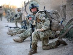 Sending troops into Afghanistan 'to keep the door open as you leave is a sure sign of failure', the chairman of the Foreign Affairs Select Committee has said (Sgt Rupert Frere RLC/PA)