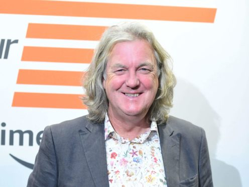 James May says he doesn't take 'much interest in the royal family' (Ian West/PA)