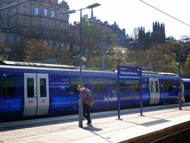 ScotRail has announced timetable proposals for May 2022 (Jane Barlow/PA)