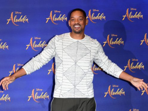 Will Smith has revealed the upcoming actor who will play the role that once made him famous in a reboot of The Fresh Prince Of Bel-Air (Ian West/PA)
