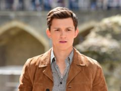 Tom Holland will return as the titular web-slinger for Spider-Man: No Way Home (Ian West/PA)