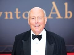 Julian Fellowes will pen the script for the second Downton Abbey film, which has now been given an official title (Ian West/PA)