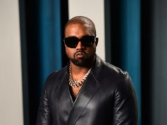 Kanye West has announced he will hold a third listening party for his much-delayed album Donda (Ian West/PA)