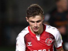 Harvey Saunders scored for Bristol Rovers (Martin Rickett/PA)