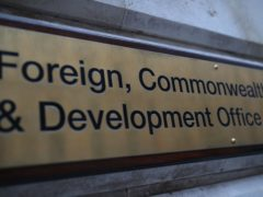 The Foreign, Commonwealth and Development Office in London.