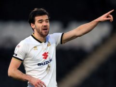 Scott Fraser joined Ipswich from MK Dons in July (Mike Egerton/PA)