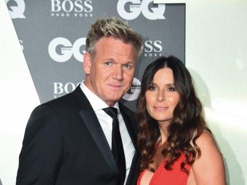 Gordon and Tana Ramsay (Matt Crossick/PA)