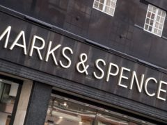 M&S put out its first profit upgrade in decades. (Ian West/PA)