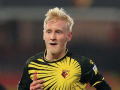 Watford's Will Hughes looks set to sign for Crystal Palace. (Mike Egerton/PA)