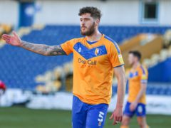 Former Mansfield defender Ryan Sweeney is aiming to upset Celtic (Isaac Parkin/PA)