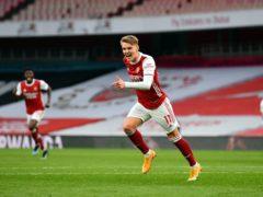 Martin Odegaard is an Arsenal player (Dan Mullan/PA)