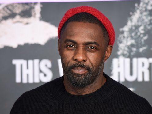 Idris Elba (Matt Crossick/PA)
