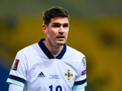 Kyle Lafferty has been called into the Northern Ireland squad (Alessio Marini/PA)