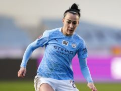 Lucy Bronze rejoined Manchester City last year after three seasons with Lyon (Zac Goodwin/PA)