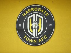 Harrogate's next three games are being rescheduled after a Covid-19 outbreak at the club (Nigel French/PA)