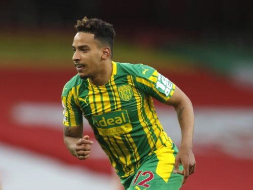 Matheus Pereira has hit back at suggestions by his manager that he is not committed to West Brom (Frank Augstein/PA)
