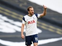 Harry Kane missed training for a second day in a row but is due back later in the week (Daniel Leal-Olivas/PA)
