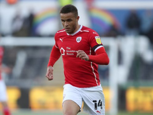 Carlton Morris sustained a knee injury in Barnsley's win over Coventry (Nick Potts/PA).