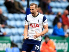 Harry Kane has been linked with a move to Manchester City (Mike Egerton/PA)