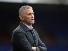 Keith Curle admitted he expected crowd disruption (Martin Rickett/PA)