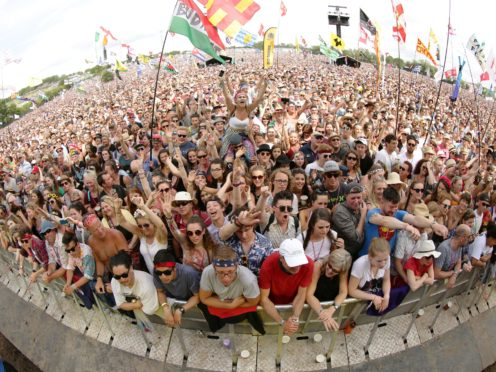 An expert said Covid infections will increase as schools go back and large-scale events like music festivals take place (PA)