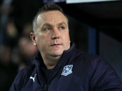 Tranmere manager Micky Mellon praised the performance of goalkeeper Joe Murphy (Richard Sellers/PA)