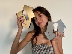 Olivia Rodrigo reclaims top spot in album chart after successful vinyl release (OfficialCharts.com)