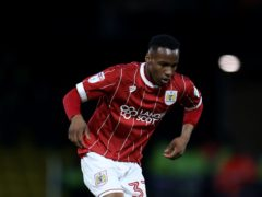 Forest Green defender Opi Edwards is likely to miss a reunion with former side Bristol City because of injury (Steven Paston/PA)