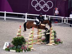 Laura Collett helped Team GB win gold in Tokyo (Adam Davy/PA)