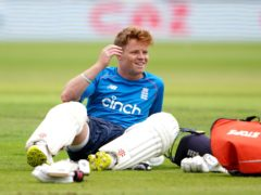 Ollie Pope has been released from the England squad for the second Test against India at Lord's (Zac Goodwin/PA)