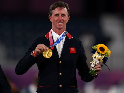 Ben Maher is getting married in a fortnight after clinching Olympic gold (Adam Davy/PA)