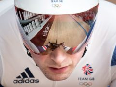 Great Britain's Jason Kenny bowed out in the quarter-finals of the men's sprint (Danny Lawson/PA Images).